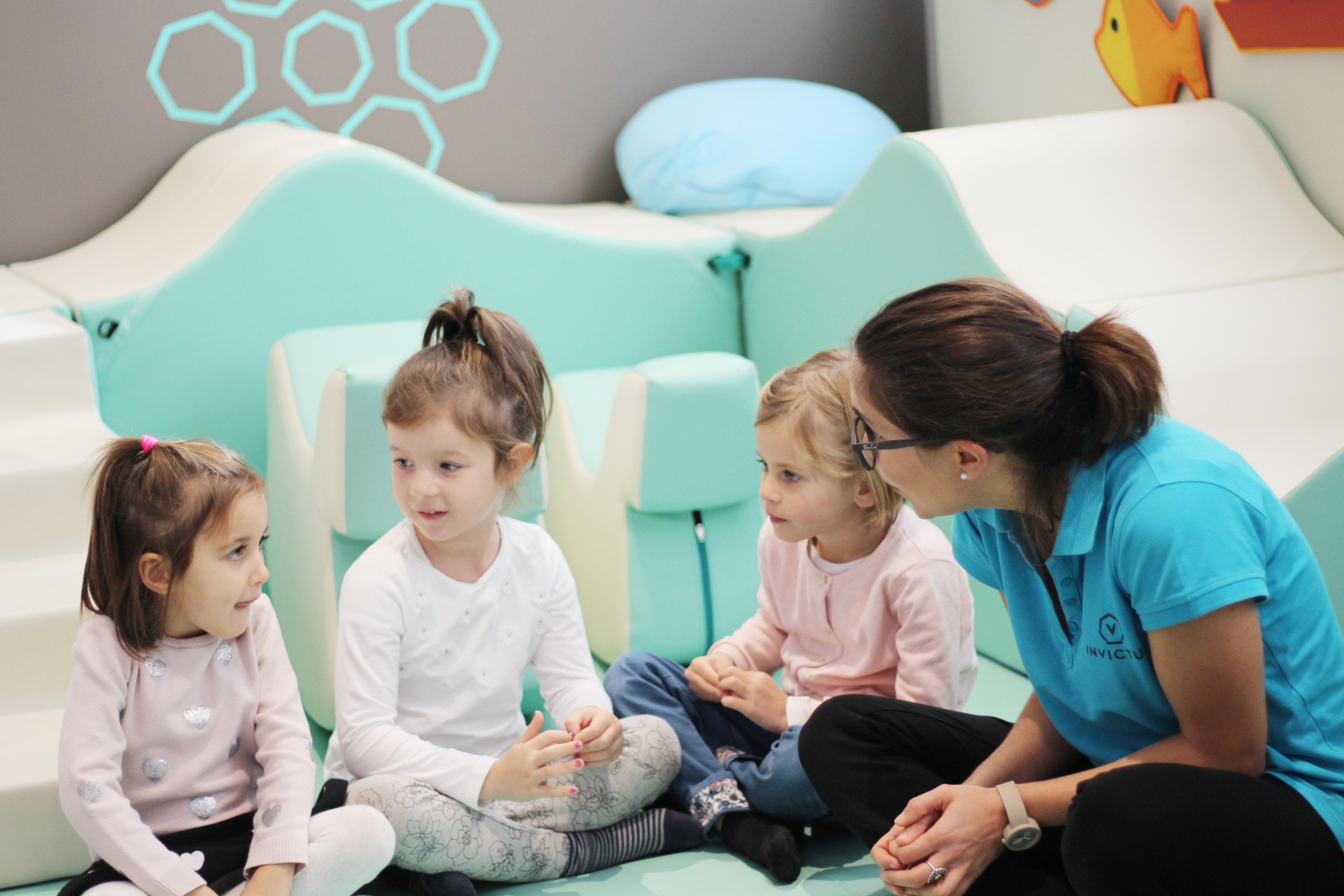 Psicomotricità di gruppo e Crescere giocando, al via due nuove proposte