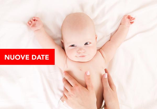 CORSO DI MASSAGGIO INFANTILE AIMI – NUOVE DATE