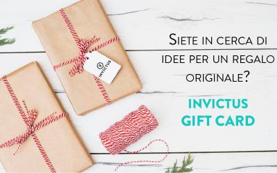 INVICTUS GIFT CARD