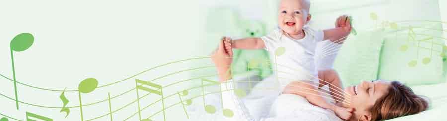 Musicoterapia – neomamme – 0-9 mesi
